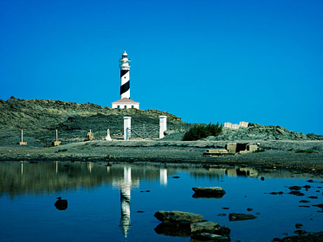 Favaritx lighthouse